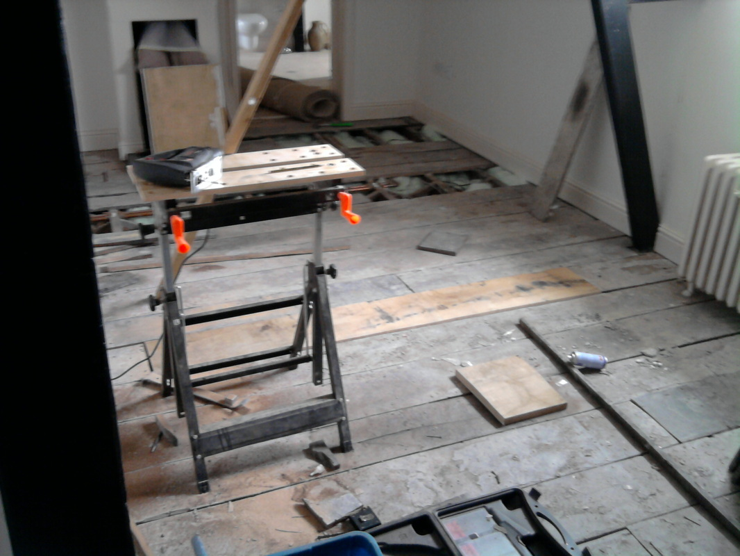 Examples Of Our Work Acorn Floor Sanding Amp Beam Renovation